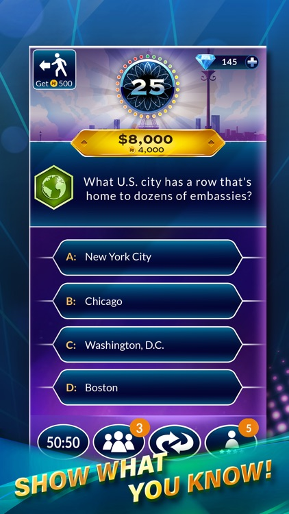 Who Wants to Be a Millionaire? screenshot-0