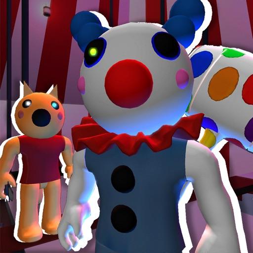 Spooky Circus: Piggy Carnival