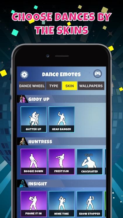 Fort-for-nite Emotes Challenge screenshot-6