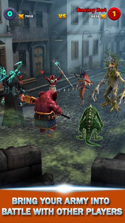 World of Monsters: Legend