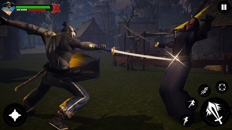 Shadow Ninja Warrior Assassin screenshot-6