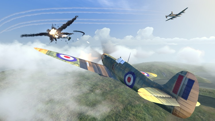 Warplanes: WW2 Dogfight FULL screenshot-0