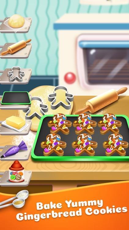 Sushi Food Maker Cooking Games screenshot-3