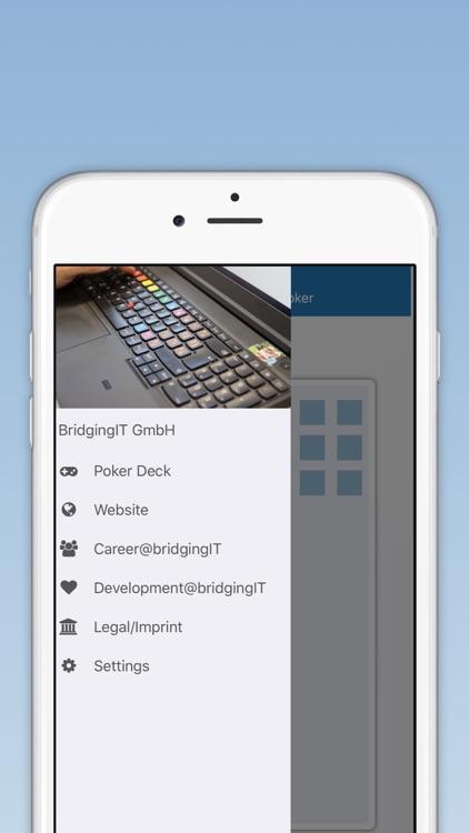 bridgingIT Planning Poker screenshot-3