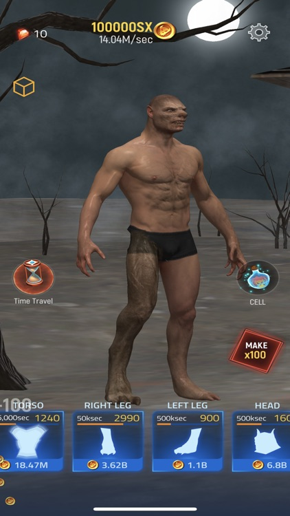 Idle Transformation screenshot-6