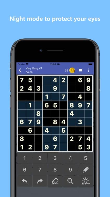 Sudoku - Logic puzzle game screenshot-7