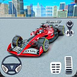 Real Formula Racing Game