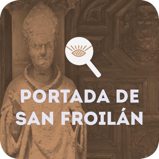 Portada de San Froilán
