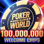 Poker World Mega Billions Hack Online Generator  img