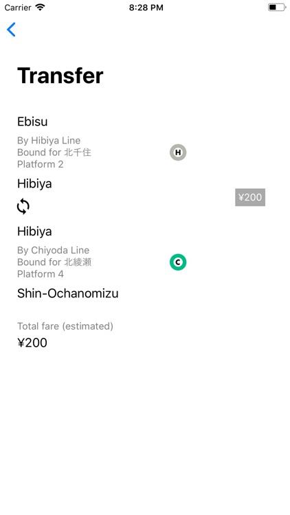 Tokyo Planner screenshot-5