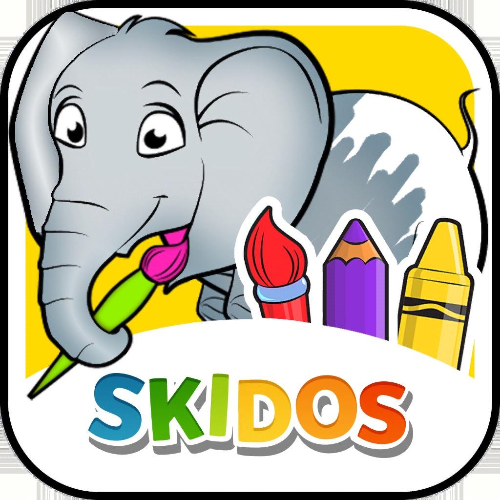 Animal Colouring Kids Games hack
