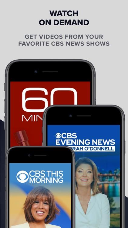 CBS News: Live Breaking News screenshot-3