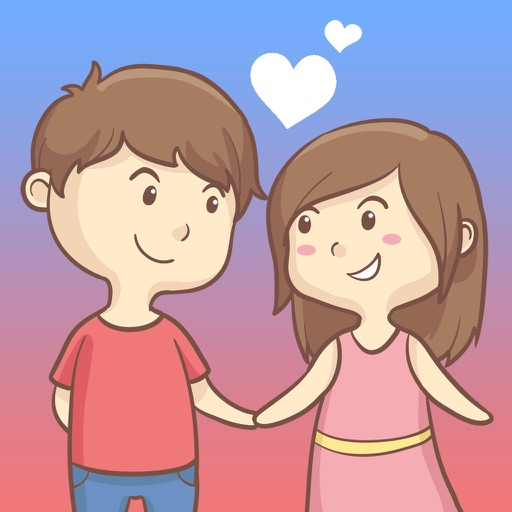 Valentine Couple icon