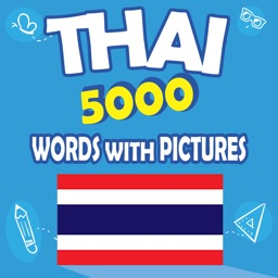 Thai 5000 Words&Pictures