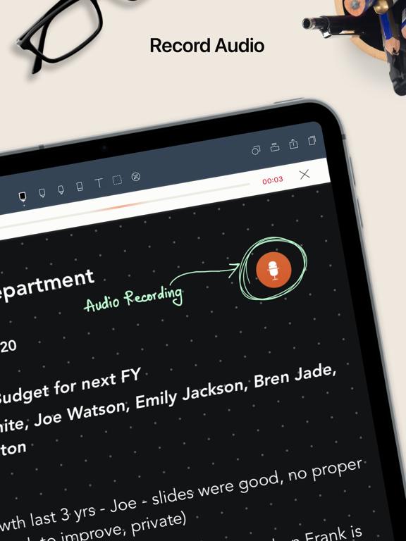 Noteshelf - Notes, Annotations Screenshots