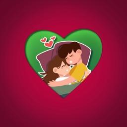 Emojis Story Love Romantic Cut