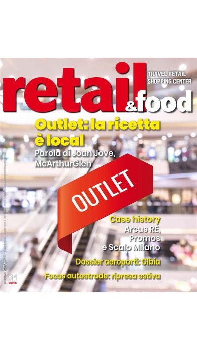 Retail&Food.Screenshot of 2