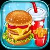 Make hamburgers -Cooking games