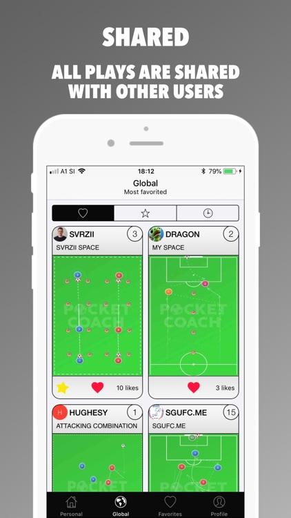 Pocket Coach: Tactic Board screenshot-4