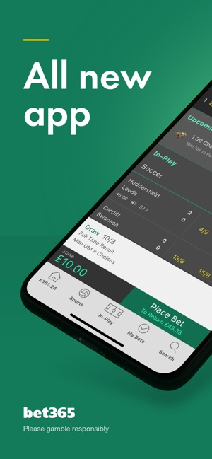 Bet365 sports betting app for iphone bet on torres going to chelsea