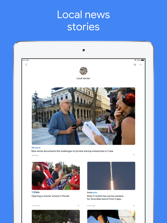 Google News-ipad-2