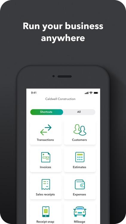 QuickBooks Accounting screenshot-5
