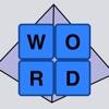 Word Pyramid - Piled Tiles