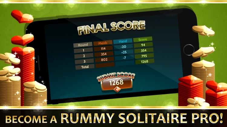 Rummy Solitaire screenshot-4