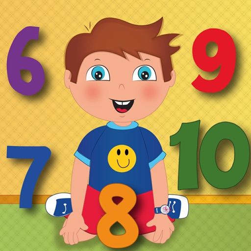 Ivy Numbers 6 to 10