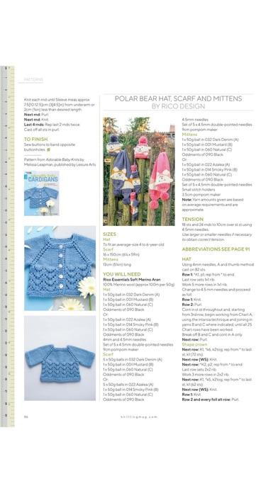 Knitting Magazineのおすすめ画像8