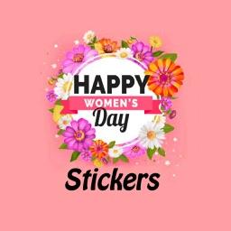 Happy Women's Day Stickers !