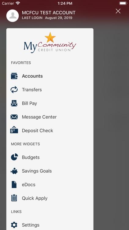 My Community Credit Union screenshot-3