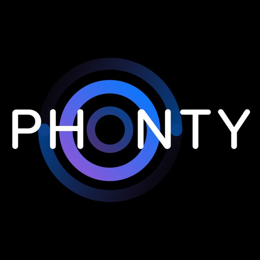 Phonty - Perfect Photo Editor iOS App
