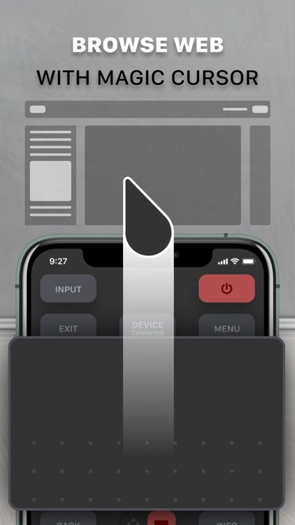 Smart Remote for LG TV Plus+ screenshot-3