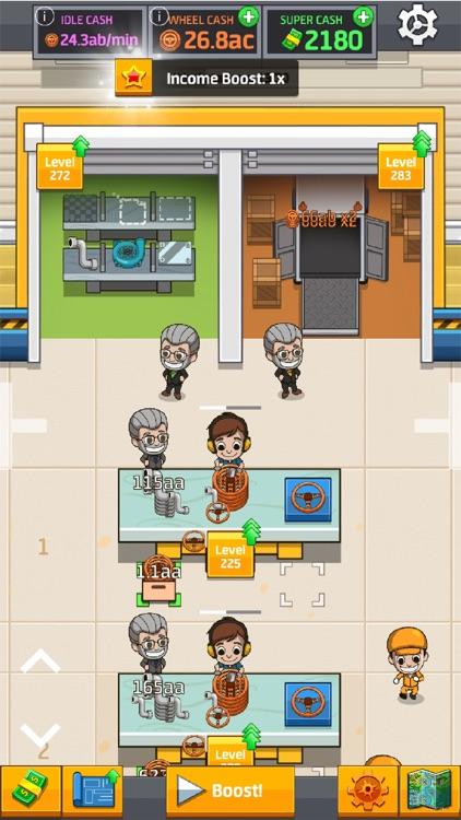 Idle Factory Tycoon screenshot-5