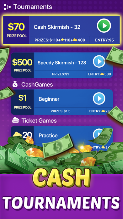 Download Pocket7Games: Win Cash for Android