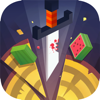 XIAOYANG WANG - Fruit Splash - Slice for fun! kunstwerk