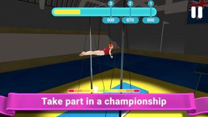 Athletic Gymnast - Sporty Art Screenshot 2