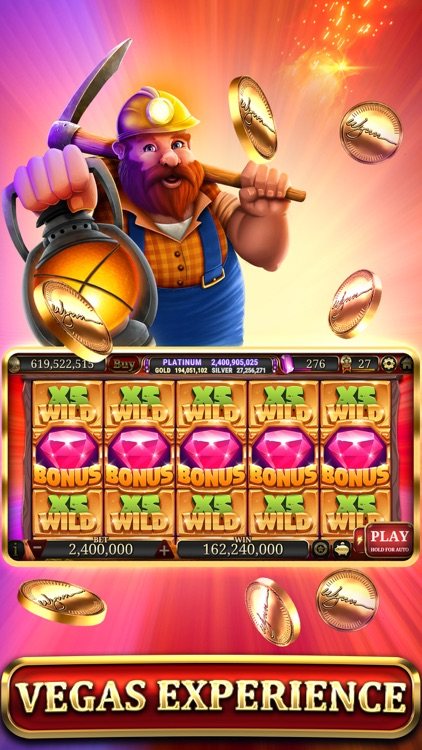 Wynn Slots - Las Vegas Casino screenshot-4
