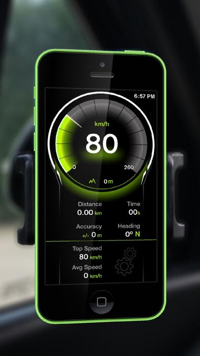 GPS 속도계 - 디지털 및 아날로그 속도 추적기 for Windows