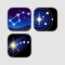 App Icon for Space Apps - Explore the Universe and Night Sky Map App in United States IOS App Store