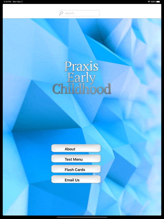 Praxis II PLT Early Childhood screenshot 11