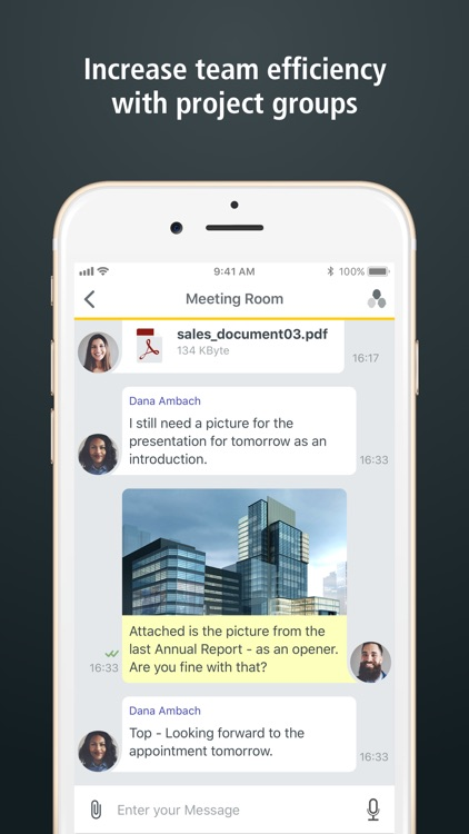 SIMSme Business screenshot-4