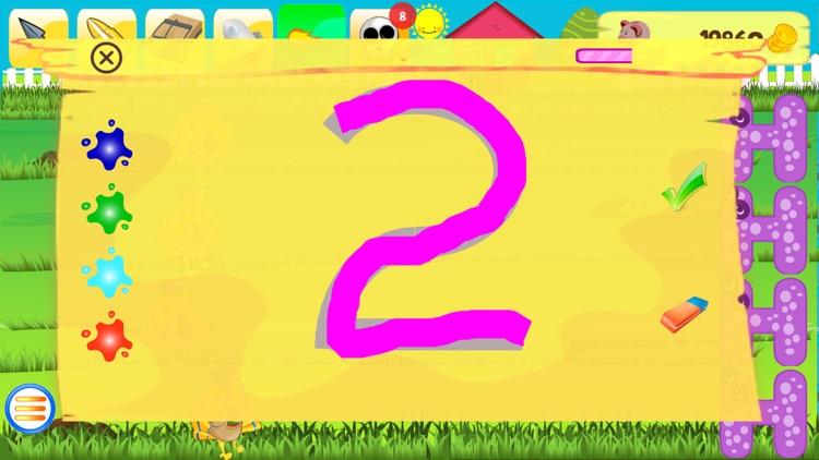 Kids Letters Trace screenshot-9