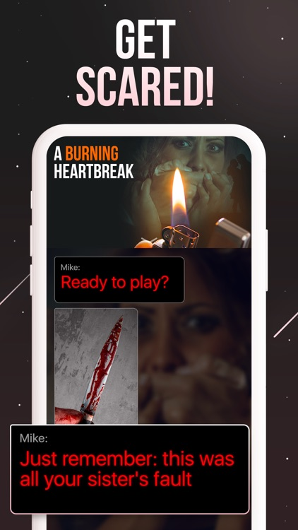 Thrill: Text Stories screenshot-4