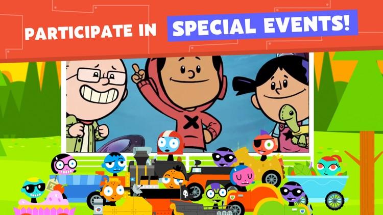 PBS KIDS Kart Kingdom screenshot-6