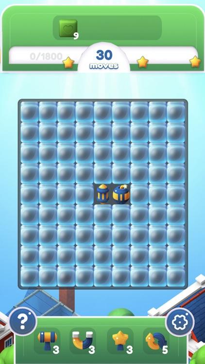City Blast - Match 3 Fun screenshot-6
