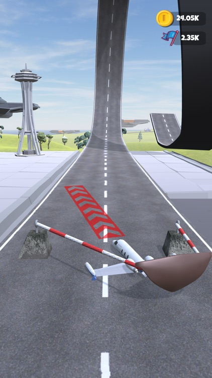 Sling Plane 3D screenshot-0
