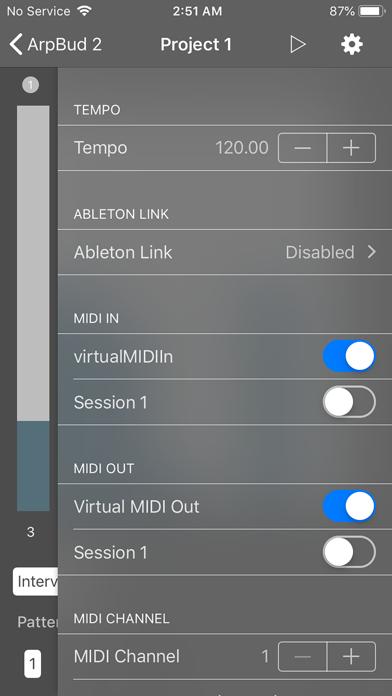 ArpBud 2 AUv3 MIDI Arpeggiatorのおすすめ画像2