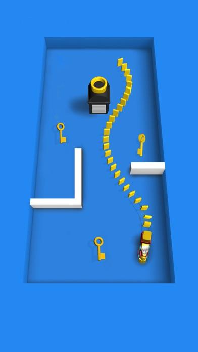 Domino Chain Train screenshot 1